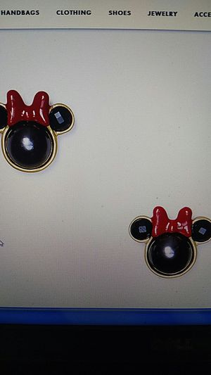 Kate Spade NY Mini Mouse studs for Sale in Sanger, CA