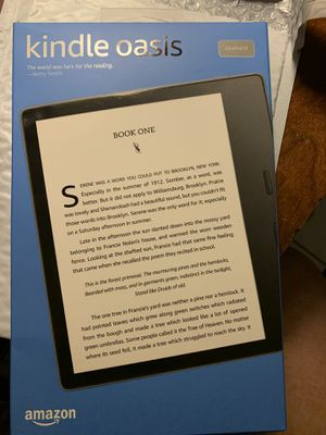 """Kindle oasis 7"""" Display screen brand new 10th Generation for Sale in Palm Springs, FL"""