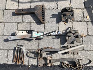 Camper equalizer and sway bars for Sale in Easton, PA