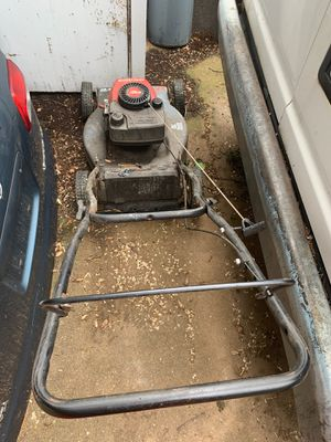 Craft man lawn mower for Sale in Silver Spring, MD