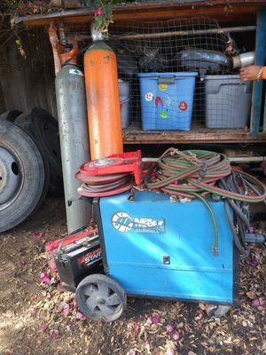 Miller Millermatic 185 Welder for Sale in Spring Valley, CA