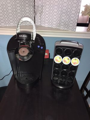 KEURIG with Swivel Carousel Pod Holder for Sale in Fort Worth, TX