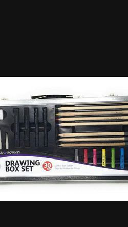 30pc Drawing Box Set for Sale in Marysville,  WA