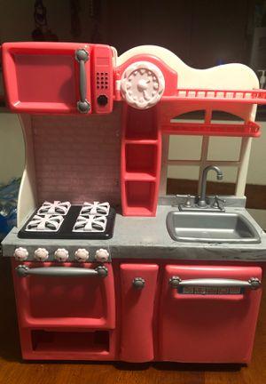 My girl doll kitchen for Sale in Glendora, CA