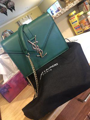 Fancy green handbag. for Sale in Springfield, VA