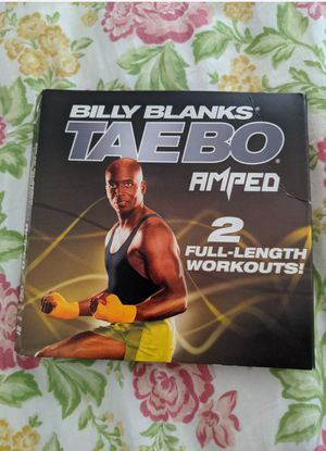 Taebo amped dvd for Sale in San Francisco, CA