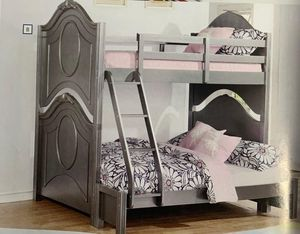 Bunk bed 40 down no credit need for Sale in Houston, TX