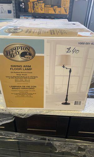Swing Arm Floor Lamp for Sale in Winter Haven, FL