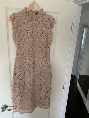 Gorgeous Zara dress goes to the knee size large for Sale in Renton, WA
