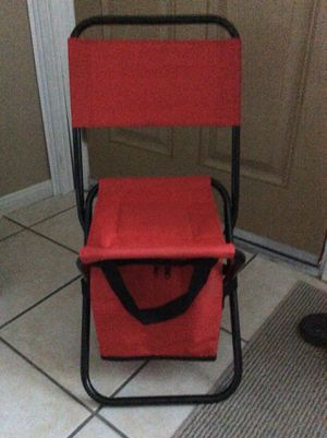 flooding chair picnic for Sale in Escondido, CA