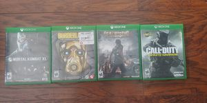 Xbox One Games for Sale in Wenatchee, WA