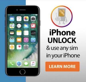 Carrier unlock any iphone to any carrier for Sale in San Diego, CA