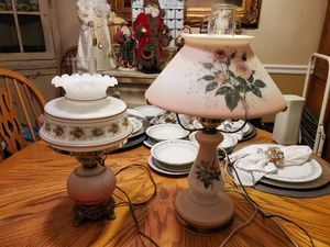 REDUCED $20 EACH Vintage lamps.. for Sale in Memphis, TN