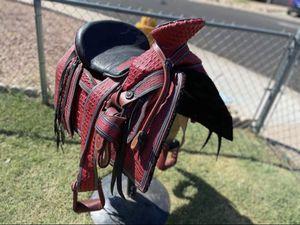 Montura / horse saddle 🐴 for Sale in Phoenix, AZ
