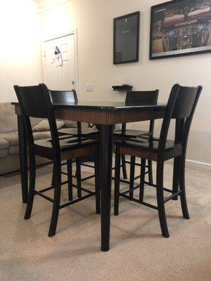 High Quality Wooden Dining Table and Chairs for Sale in Austin, TX