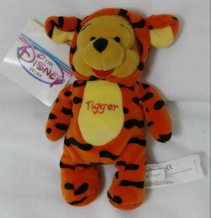 Pooh as Tigger Halloween Costume Disney Bean Bag Plush Doll for Sale in Homestead, FL