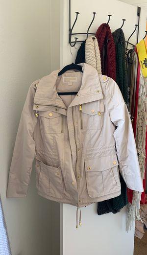 Michael Kors rain jacket size women's small for Sale in Henderson, NV