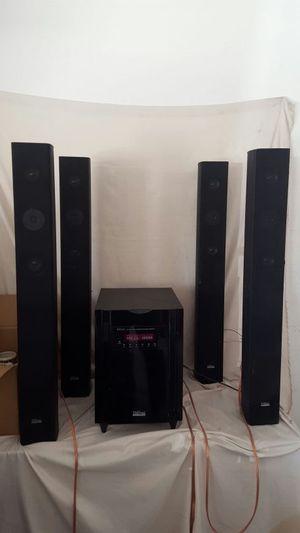 Di Vinci 5.1ch sorround receiver amp for Sale in Phoenix, AZ
