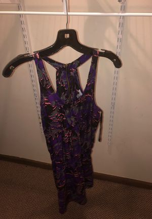 Purple, Gray, Black, and Pink Dress for Sale in Naperville, IL