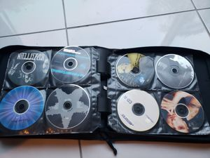 Case Logic Case with 100 Music CD's for Sale in Plantation, FL