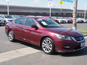 2013 Honda Accord Sdn for Sale in Corona, CA