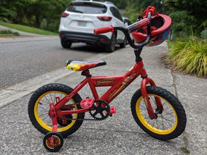 Kids Bike with Training Wheels for Sale in Bothell, WA
