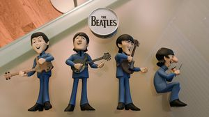 The Beatles Collectible Figurines 2004 McFarlane Toy for Sale in Plano, TX