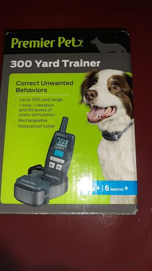 Obedience training collar for Sale in Tucson, AZ