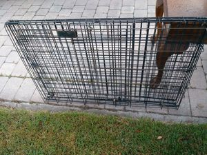 Large dog cage for Sale in Fort Myers, FL