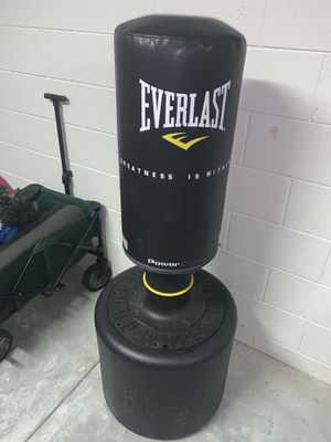 EverLast punching bag for Sale in Oviedo, FL