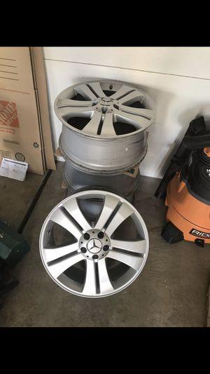 19 inch Mercedes rims OEM for Sale in Westland, MI