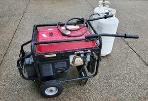 Honda Generator EM6500 SX for Sale in Federal Way, WA