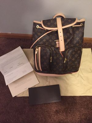 Louis Vuitton Bosphore backpack! for Sale in Chicago, IL