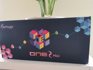 Ducky One 2 Mini RGB 60% Keyboard Cherry MX RED for Sale in Sarasota, FL