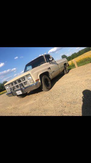 1984 Chevrolet c10 truck for Sale in Sturgis, MI