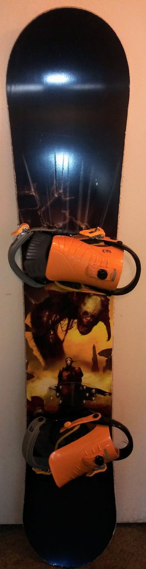 Sims 164 cm snowboard for Sale in Englewood, CO
