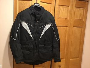 Men's Tour Master Motorcycle Jacket Size L-42 for Sale in Chicago, IL