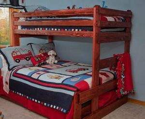 Brand new solid wood bunk beds for Sale in East Stroudsburg, PA