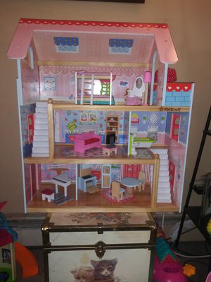 Wooden doll house for Sale in Cranston, RI