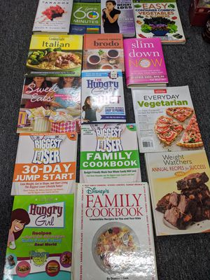 Cooking & Dieting Books for Sale in Montesano, WA