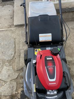 Honda 21 in. Nexite Deck Hydrostatic Cruise Control Gas Walk Behind Self-Propelled Mower with Blade Stop for Sale in Carson,  CA