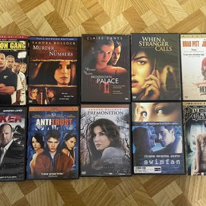 10 DVD Movies for Sale in Hastings-on-Hudson, NY