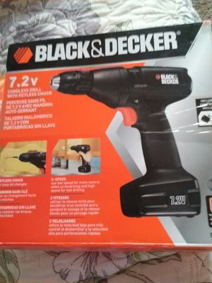 Cordless drill used once for Sale in Watertown, NY
