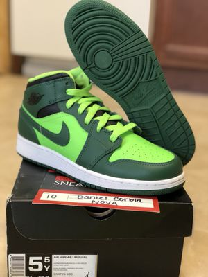 "Jordan 1 ""Forrest Green"" for Sale in Ashburn, VA"