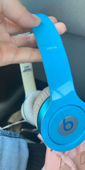 Beats headphones for Sale in Pasadena, TX
