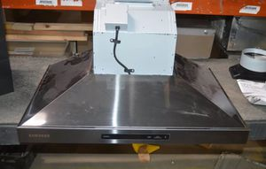 """Samsung 30"""" Kitchen Hood- Black Stainless for Sale in Stanford, CA"""