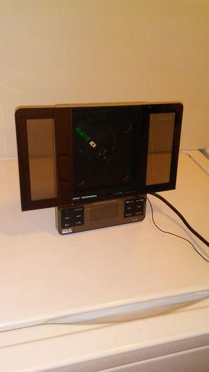 Vertical CD/mp3-CD micro system for Sale in Las Vegas, NV