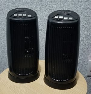 Two Oscillating Fans for Sale in Hemet, CA