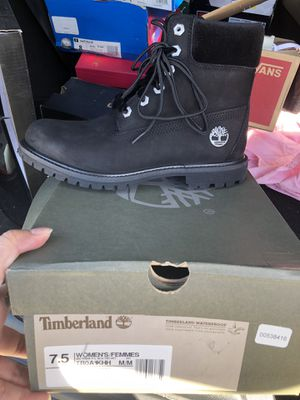 Timberland women 7.5 for Sale in Los Angeles, CA