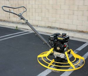 """37"""" Walk-Behind Cement Power Trowel Concrete Tools 6.5HP 196CC Gas Engine EPA for Sale in Portland, OR"""